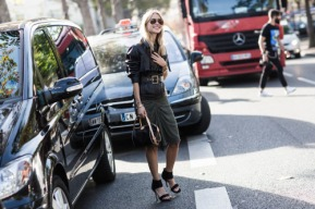 Paris Fashionweek ss2015 day 4, Isabel Marant , pernille teisbaek
