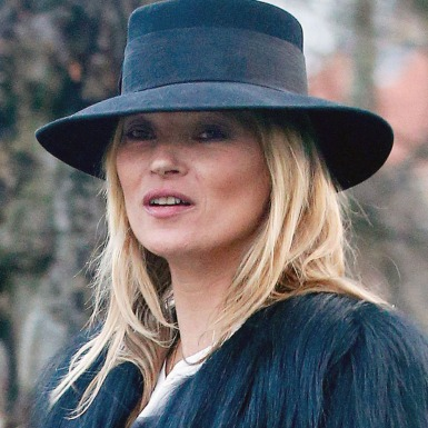 Mandatory Credit: Photo by Beretta/Sims/REX/Shutterstock (5534123i) Kate Moss Kate Moss out and about, London, Britain - 11 Jan 2016