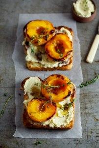 open-sandwiches-brioche