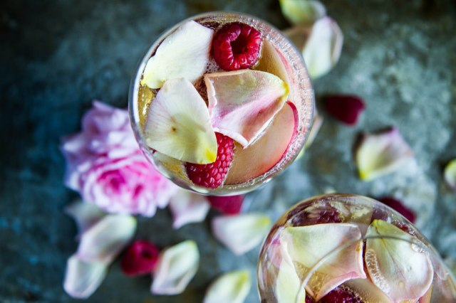 Peach-Rose-and-Raspberry-Sangria